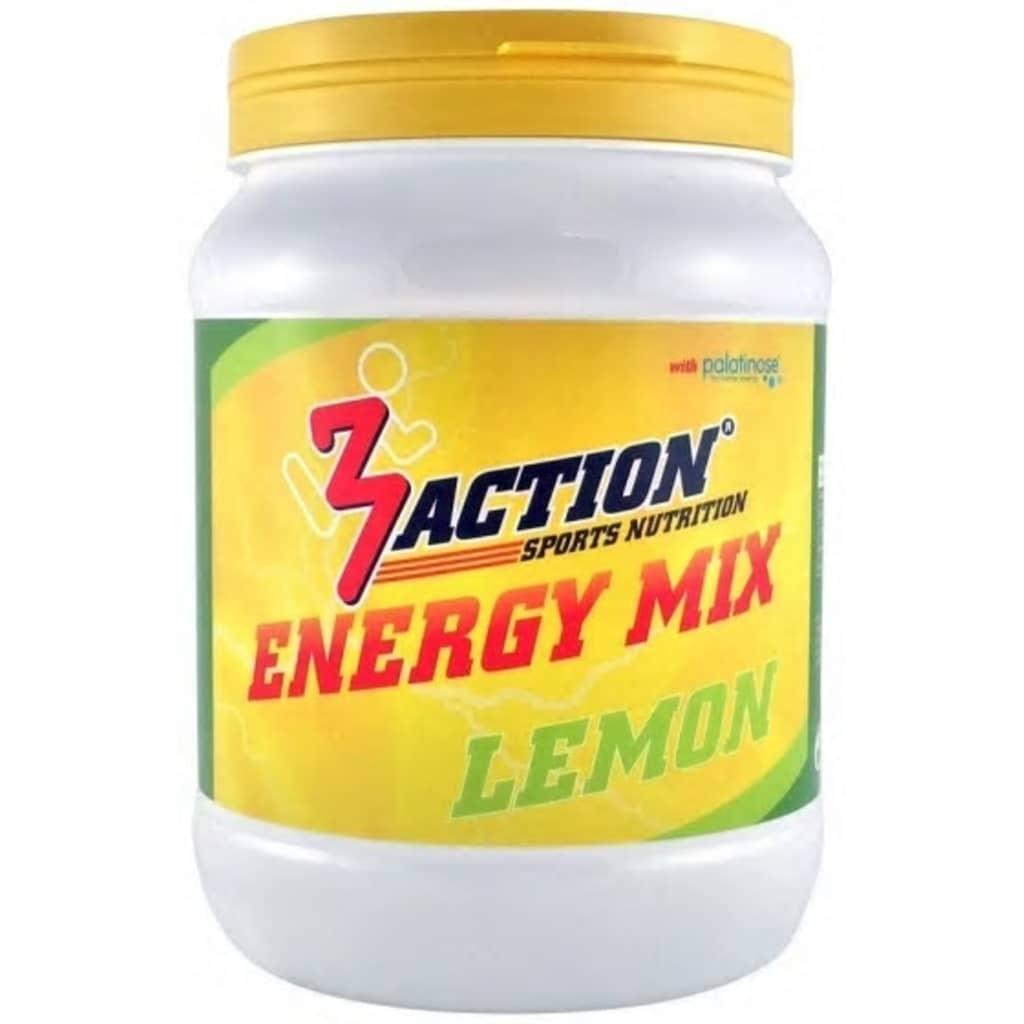 Afbeelding van 3Action energiedrank Lemon 1 kg