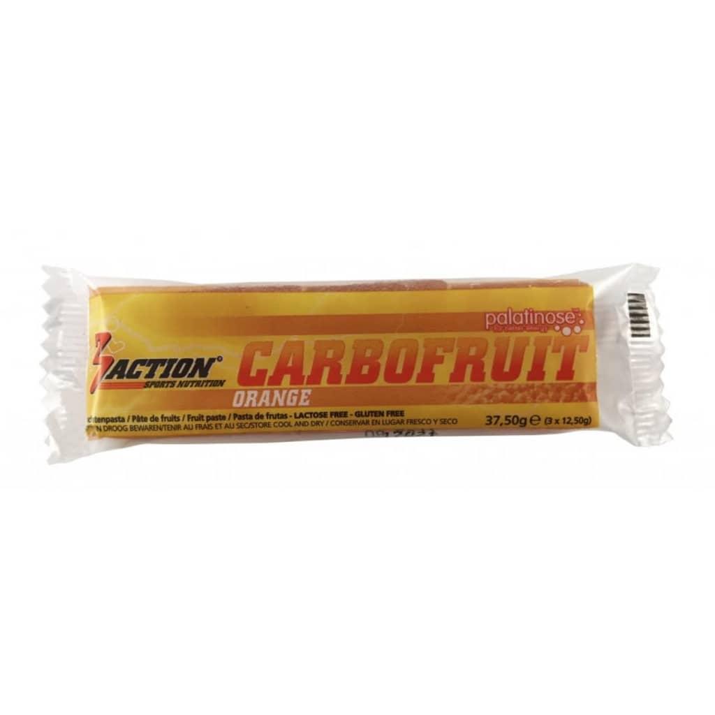 Afbeelding van 3Action fruittabletten Carbofruit Orange 37,5 gram