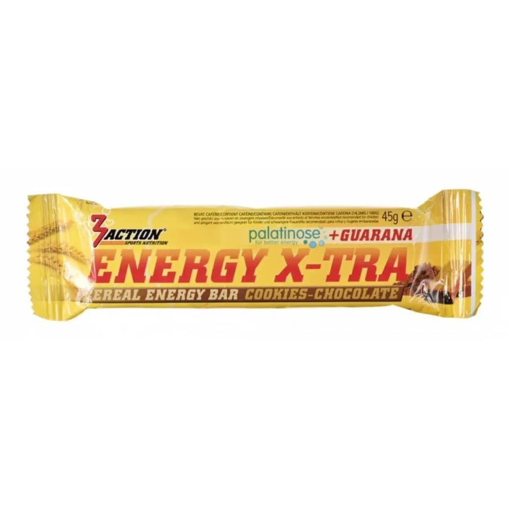 Afbeelding van 3Action energiereep Cookies 45 gram