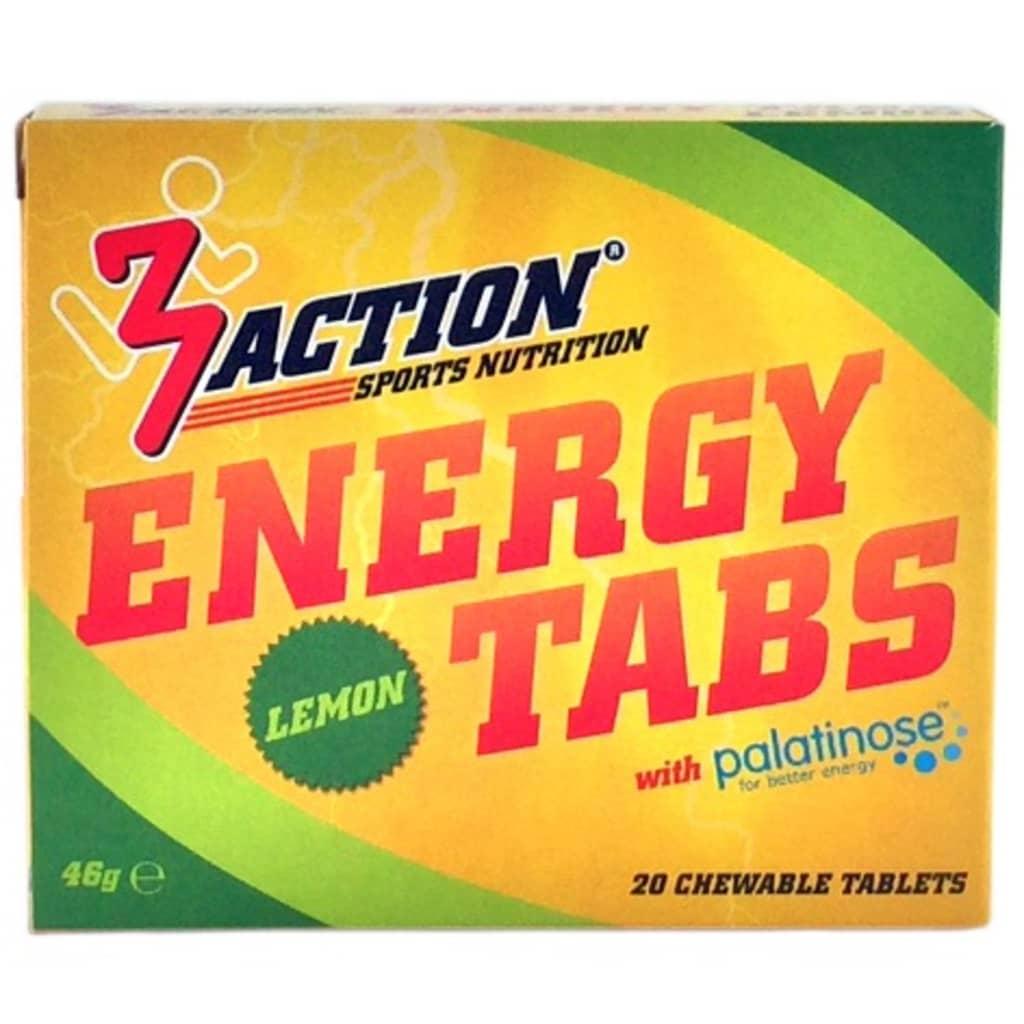 Afbeelding van 3Action energietabletten Lemon 20 stuks