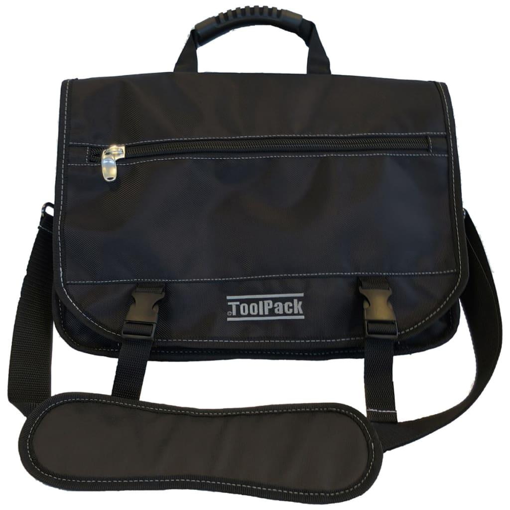 Afbeelding van Toolpack Laptoptas Format zwart 40x15x31 cm 360.047