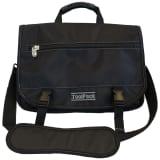Toolpack Laptoptasche Format Schwarz 40×15×31 cm 360.047