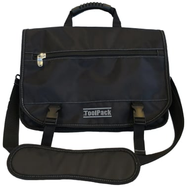 Toolpack Laptop Bag Format Black 40x15x31 cm 360.047[1/11]