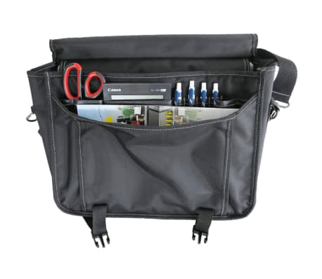 Toolpack Laptop Bag Format Black 40x15x31 cm 360.047[2/11]