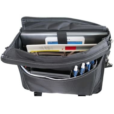 Toolpack Laptop Bag Format Black 40x15x31 cm 360.047[3/11]