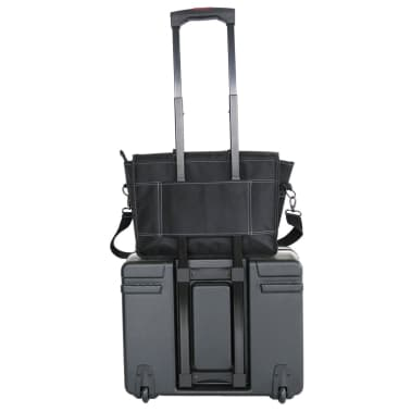 Toolpack Laptop Bag Format Black 40x15x31 cm 360.047[7/11]