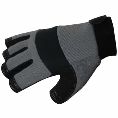 Toolpack Gants de travail Tampa Cuir synthétique Taille L/9 364.086[1/2]