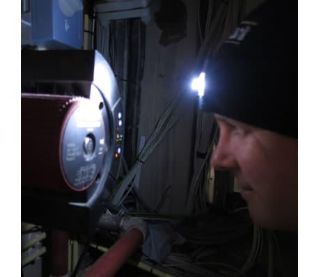 Toolpack Arbetsmössa med LED-lampor svart 360.125[3/5]