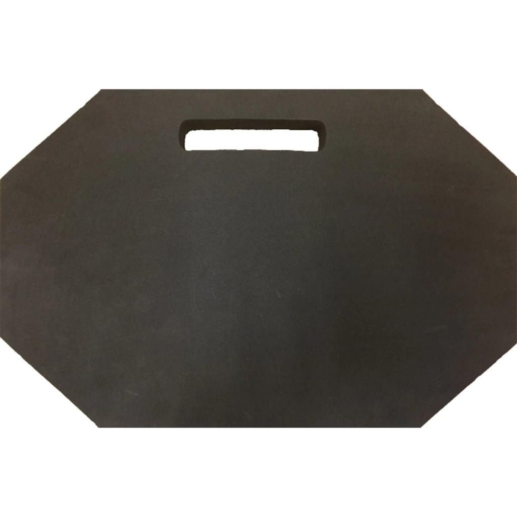 Toolpack Kniematte Garnet Grau 44×30×4 cm 360.135