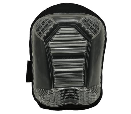 Toolpack Genouillères Pro Skarn avec capuchon PVC Noir[4/4]