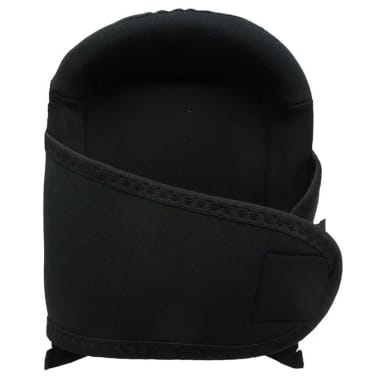 Toolpack Genouillères Pro Skarn avec capuchon PVC Noir[3/4]