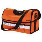 Toolpack Sac à outils haute visibilité Timber Orange et noir