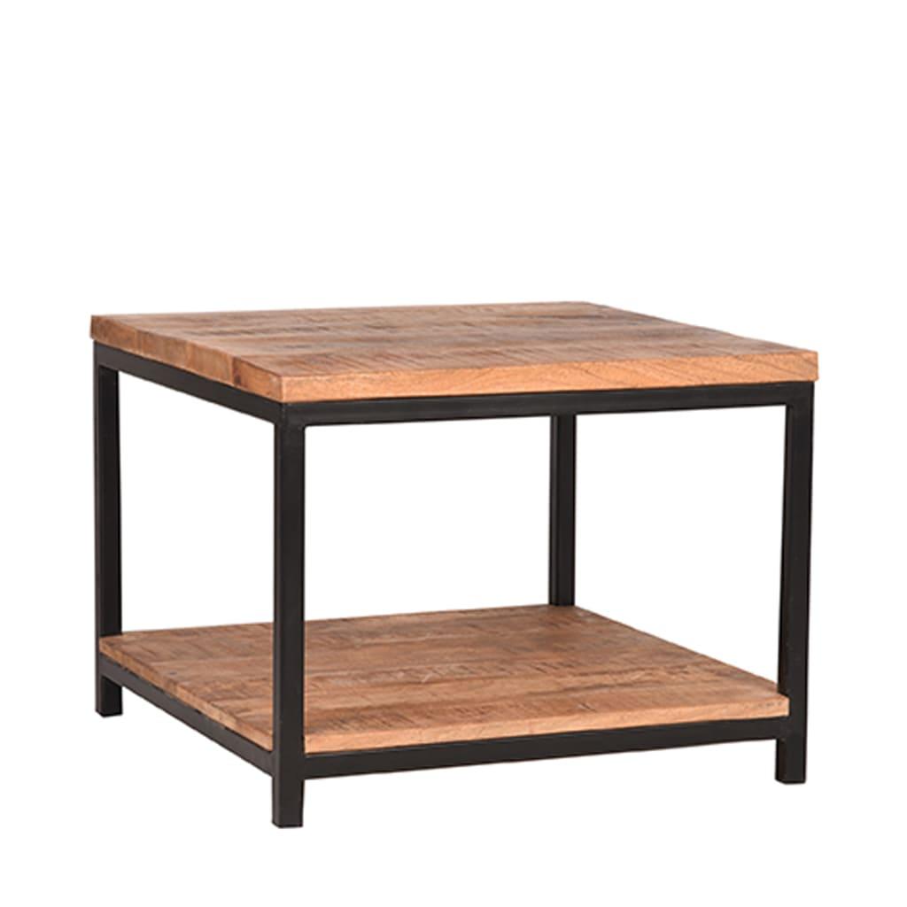 LABEL51 - Salontafel industrieel 60x60 cm