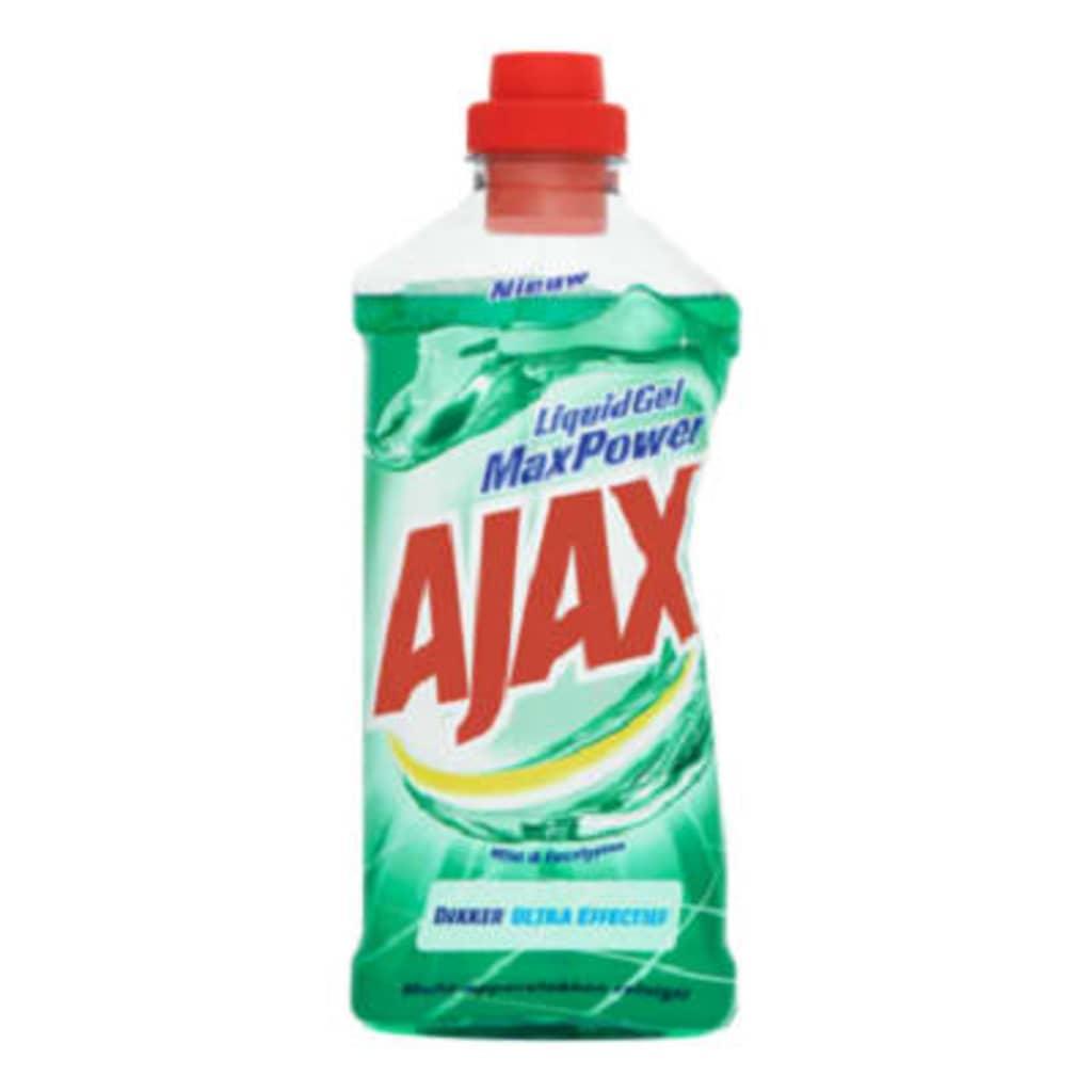 Afbeelding van Ajax Allesreiniger Munt & Eucalyptus 750 ml