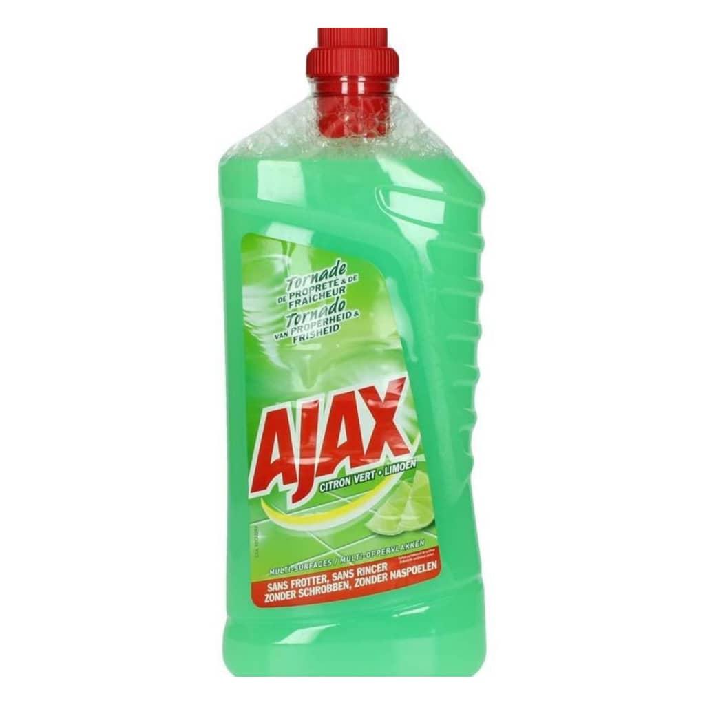 Afbeelding van Ajax Allesreiniger Mediterranean Limoen 1000 ml.