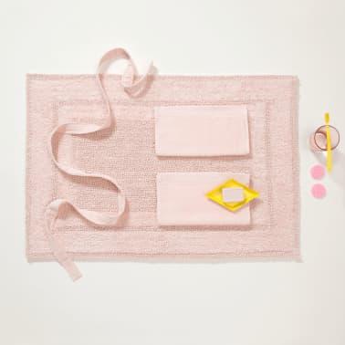 Seahorse Mossa badmat 50x60 pearl pink[3/3]