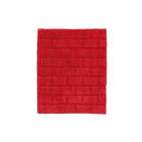 Seahorse Metro badmat 50x60 red