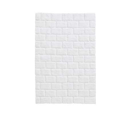 Seahorse Metro badmat 60x90 white[2/5]
