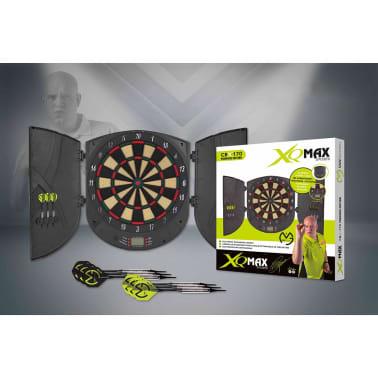 Xqmax Darts Mvg Elektronisch Dartbord Met Kast Cbx 170