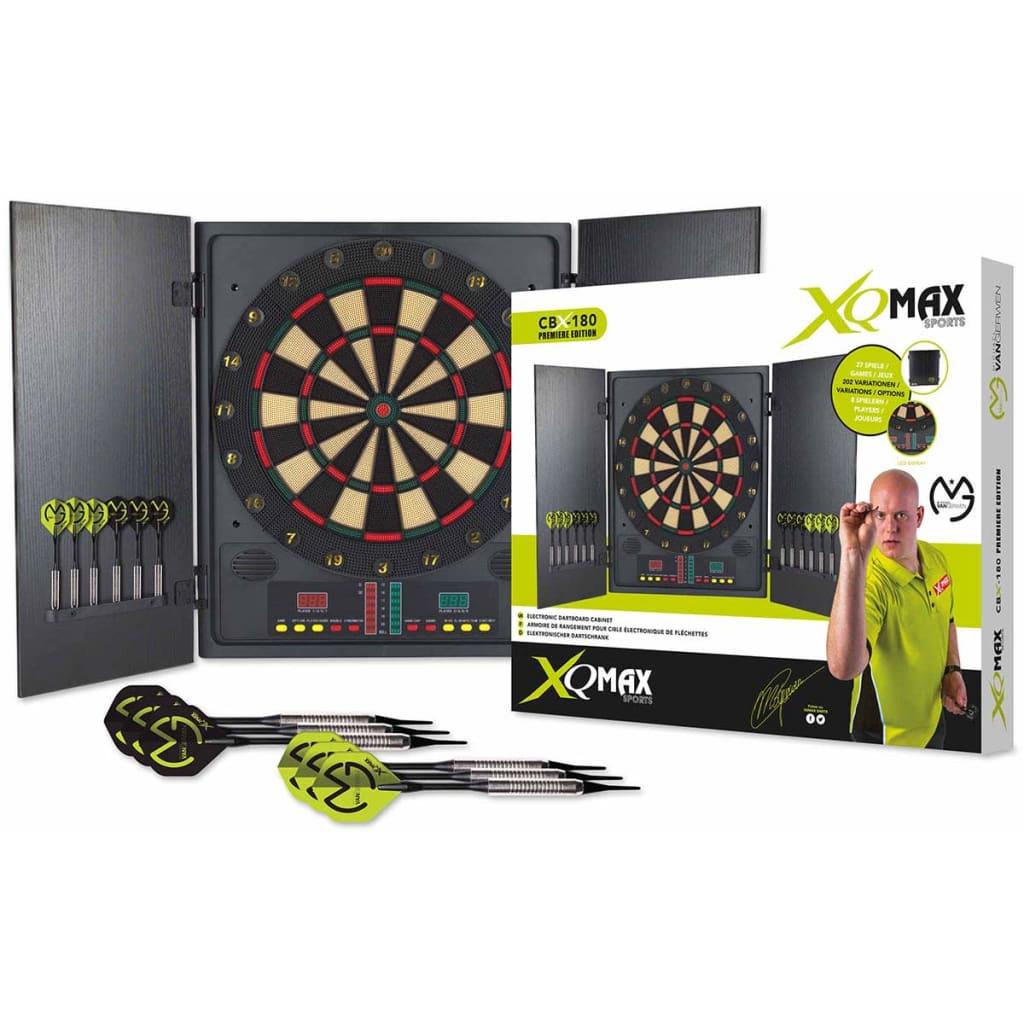 "XQmax Joc Darts MvG electronic cu dulap ""CBX-180"" poza 2021 XQmax Darts"