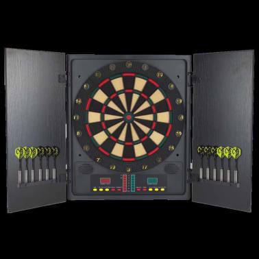 Xqmax Darts Mvg Elektronisch Dartbord Met Kast Cbx 180 Qd5000020