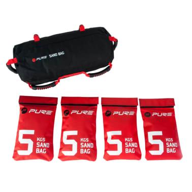 Pure2Improve Poids en sac de sable 20 kg P2I200500[1/8]