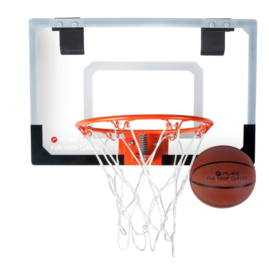 Pure2Improve Set baschet mini Fun Hoop Classic P2I100210 vidaxl.ro
