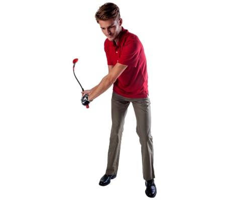 impotencia del peso del swing del palo de golf
