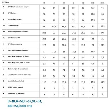 XQmax Darts T-shirt réplique de match VvdV Bleu Taille L QD9100040[6/6]