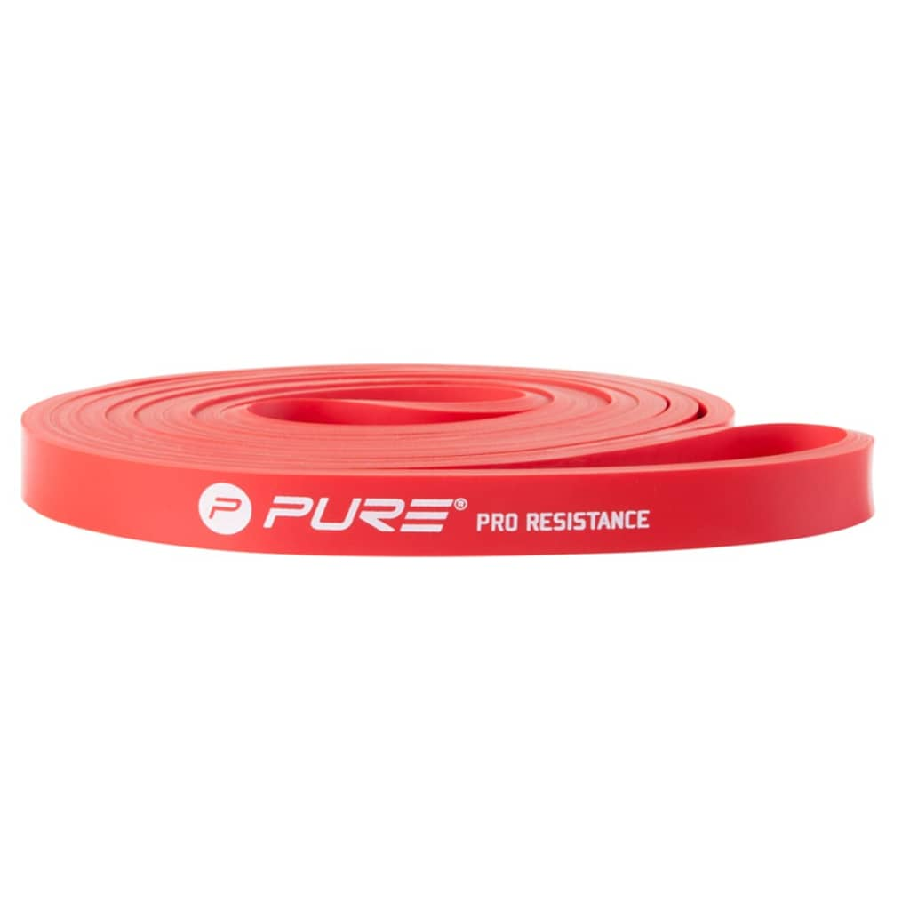 Pure2Improve Pro Widerstandsband Medium Rot P2I200100