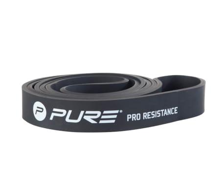 """Pure2Improve Bande de résistance pro """"Heavy"""" noir"""