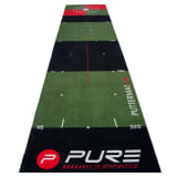 Pure2Improve Tapis de putting de golf 300 x 65 cm P2I140010