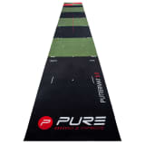 Pure2Improve Tapete de putting de golf 500x65 cm P2I140020