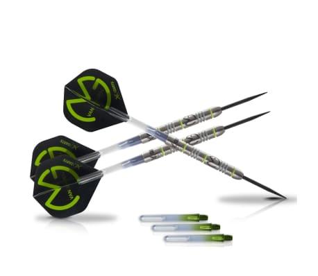 XQmax Darts MvG Green Demolisher 23g 70% tungsten QD2200020[1/3]