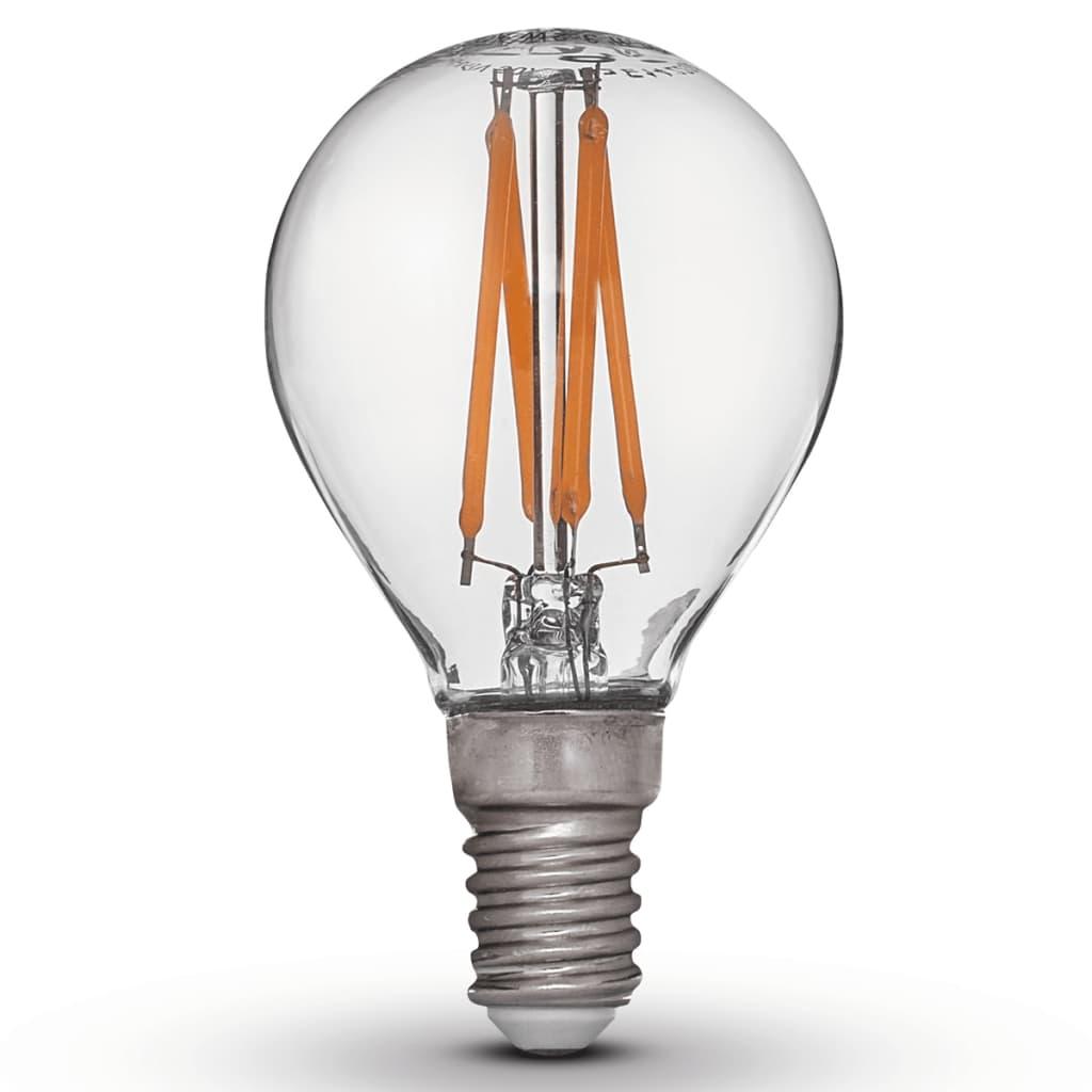 Luxform Sada 4 LED žárovek E14 230 V 2700 K (WW)