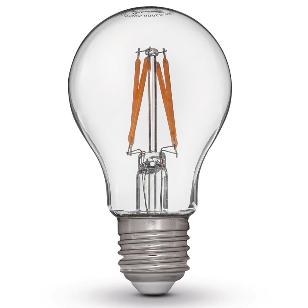 Luxform Sada 4 LED žárovek 4 W E27 230 V 2200 K