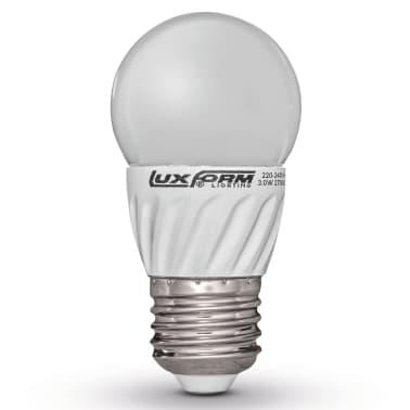 Luxform LED Glühbirnen E27 230V 3W G45 Set 4 Stück |