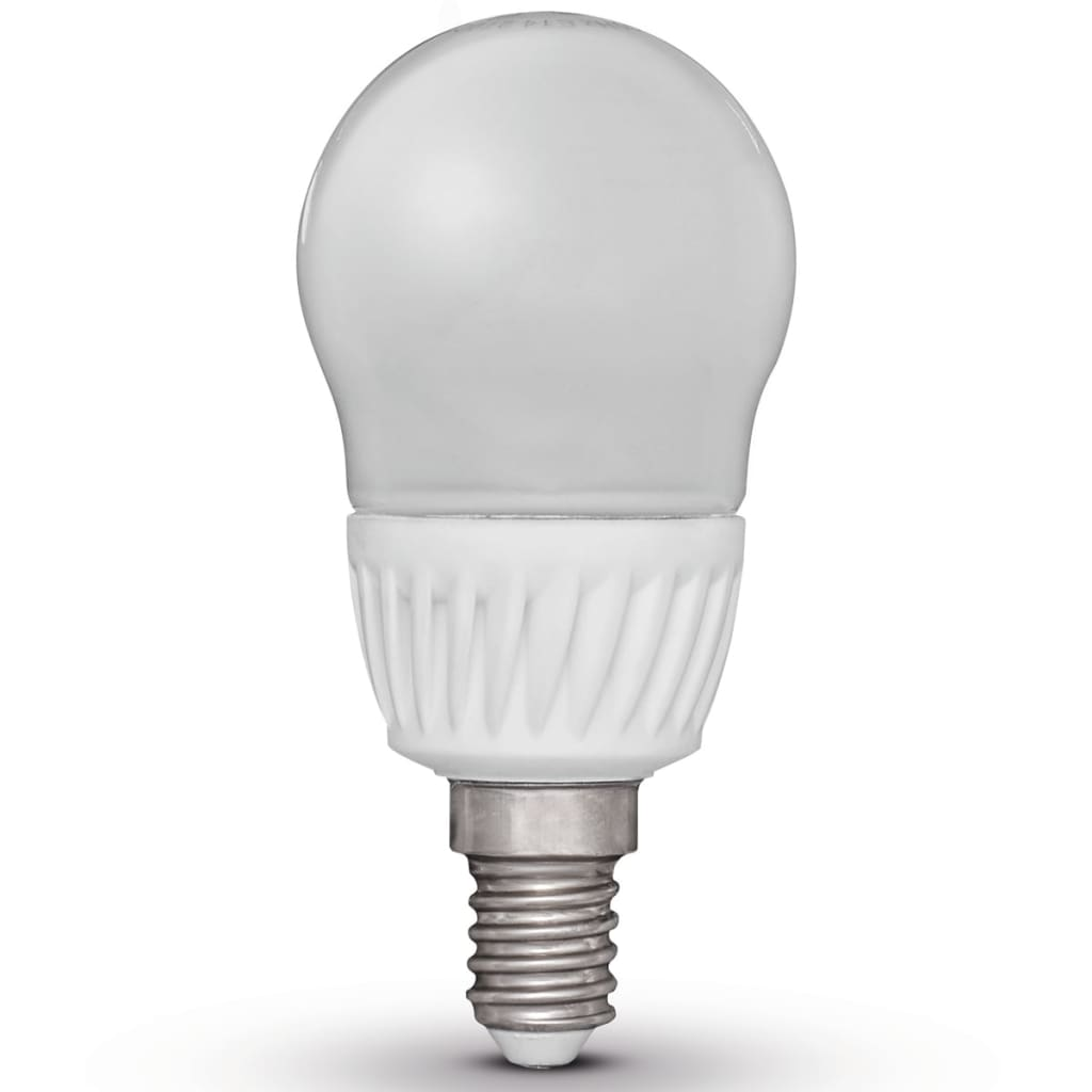 Afbeelding van Luxform peervormige led-lamp E14 230V 3W G45 (4 stuks)