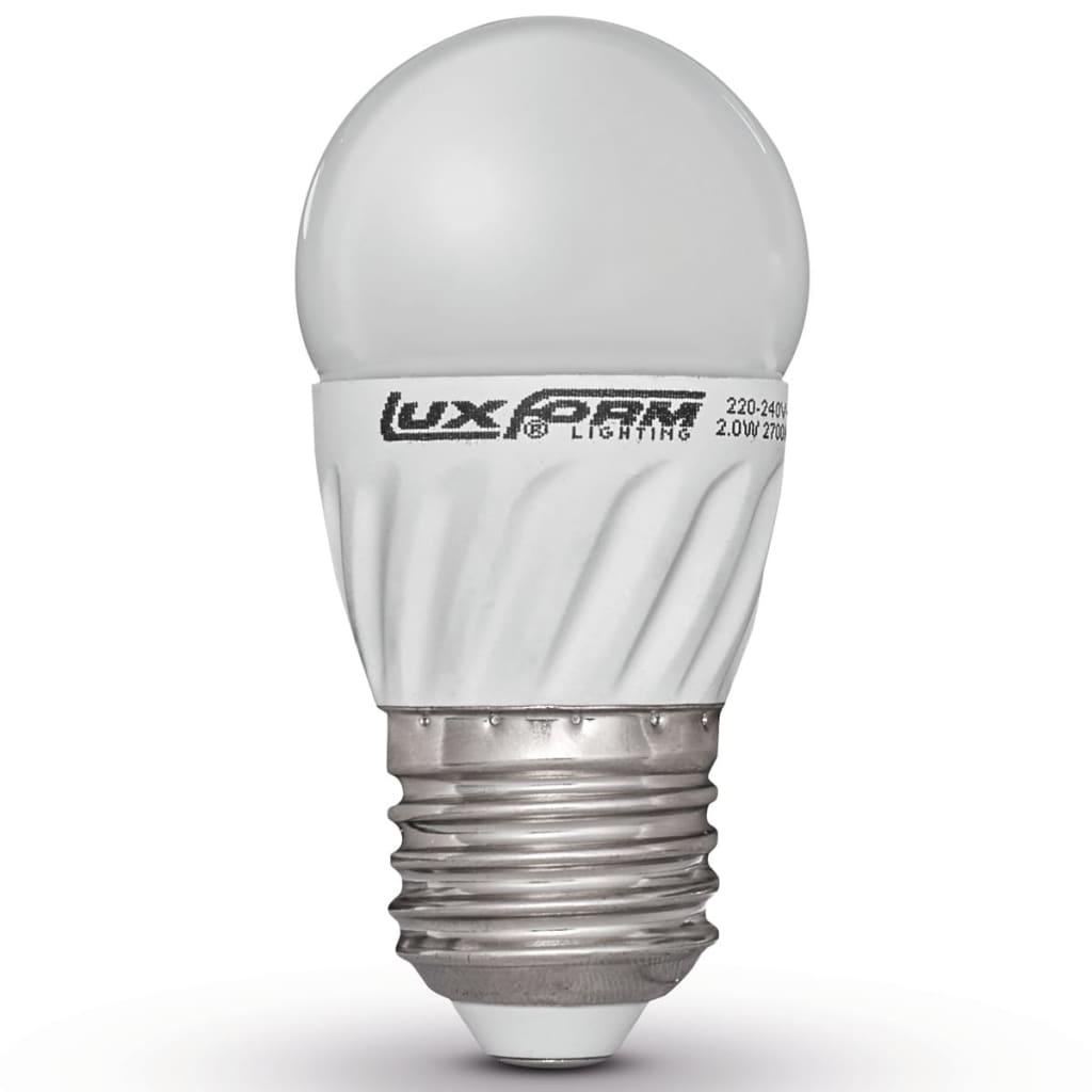 Afbeelding van Luxform lamp E27 230V (4 stuks)