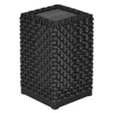 Luxform Sodo šviest. LED saulės element. Martinique, juodas, 25cm