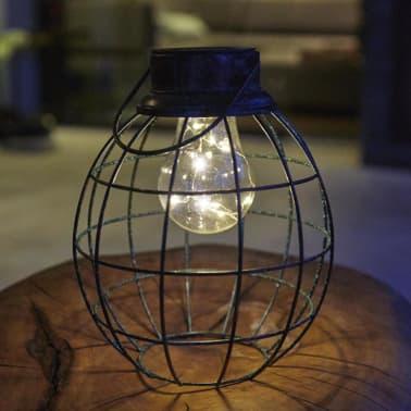 Luxform Solar LED Garten Hängeleuchte Tango Grün 30101[4/6]