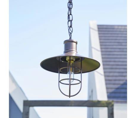 Luxbright Lampe LED solaire de jardin Caledon Bronze foncé 34112[2/4]