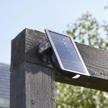 Luxbright Lampe LED solaire de jardin Caledon Bronze foncé 34112[3/4]