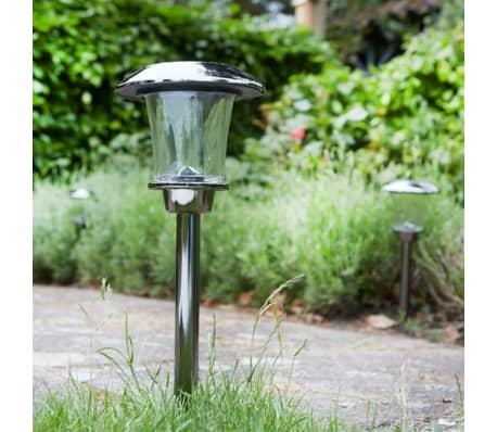 Luxbright Iluminação LED solar de poste para jardim Princeton 38179[2/5]