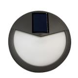 Luxform Sodo šviestuvas su LED saulės elementais Pasadena, antracit.