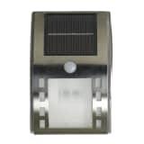 Luxbright Lampe murale LED solaire de jardin et capteur Augusta 38195