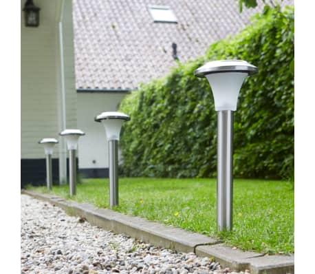 acheter luxbright lampe led solaire de jardin calais 39155 pas cher. Black Bedroom Furniture Sets. Home Design Ideas