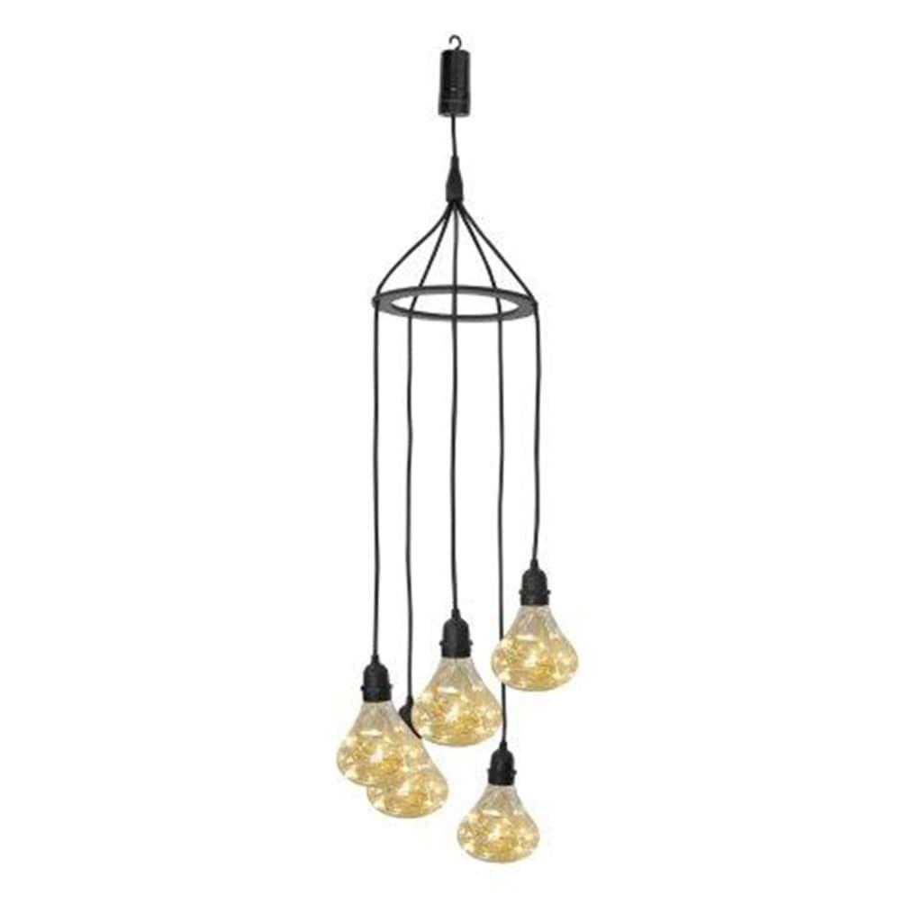 Luxform Lampă de grădină cu LED Bubbles cu baterie imagine vidaxl.ro