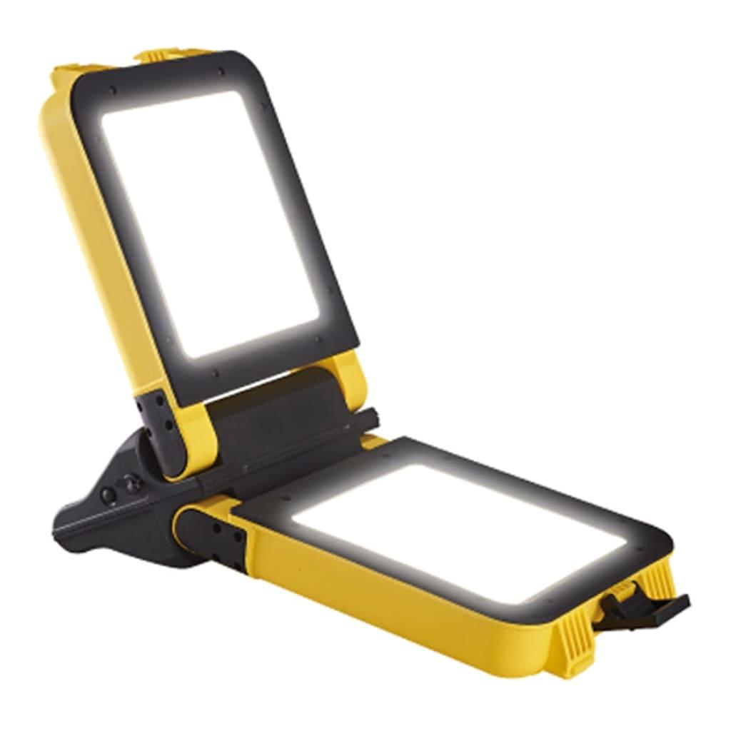 Afbeelding van Luxform LED-werklamp Buddy 1800 lumen 20 W geel 98191