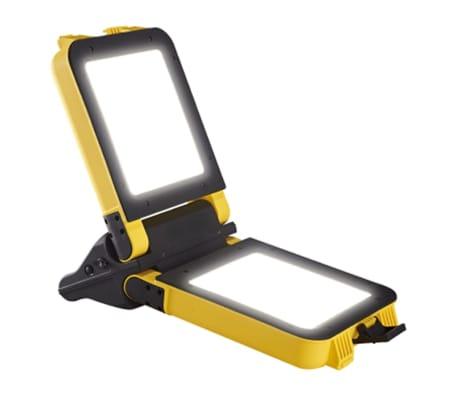 Omtalade Handla Luxform Arbetslampa LED Buddy 1800 lumen 20 W gul 98191 RC-63